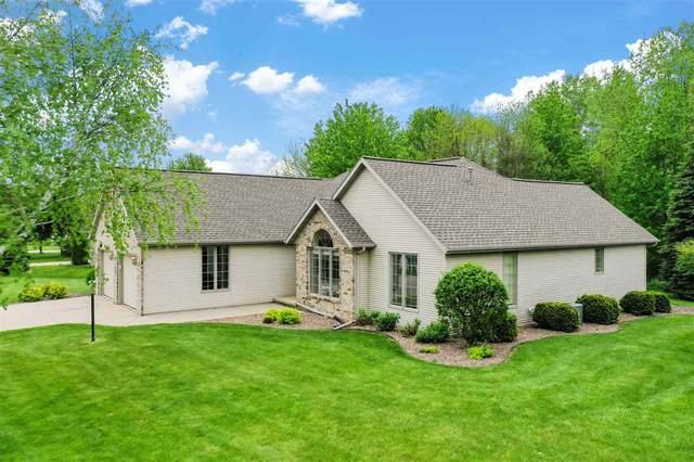 1325 Creekside Lane, Green Bay, WI 54311 (#50222711) :: Todd Wiese Homeselling System, Inc.