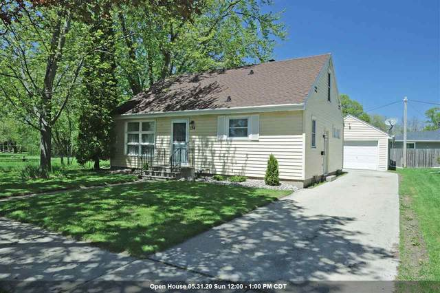 154 Foster Court, Appleton, WI 54915 (#50222714) :: Todd Wiese Homeselling System, Inc.