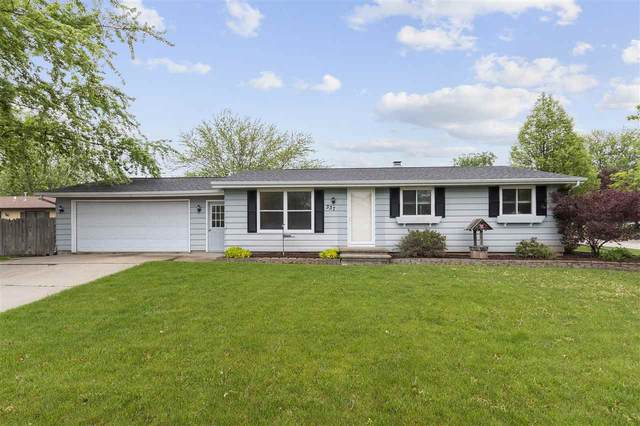 337 Brantwood Court, Neenah, WI 54956 (#50222717) :: Todd Wiese Homeselling System, Inc.