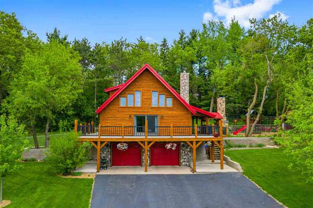 N1108 Whitney Street, Hortonville, WI 54944 (#50222729) :: Todd Wiese Homeselling System, Inc.