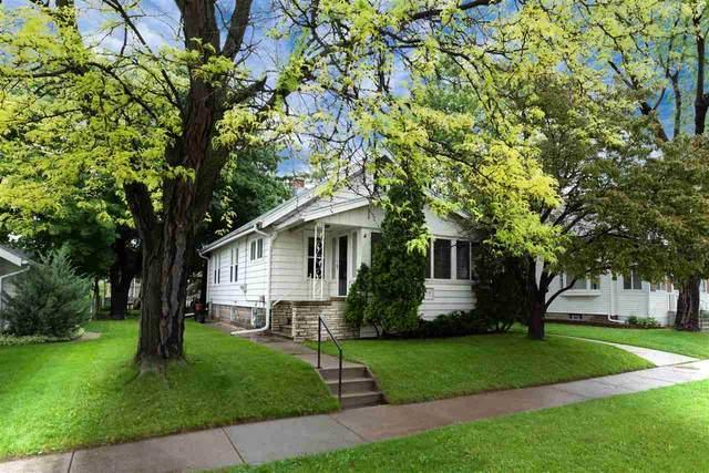 1140 Tyler Avenue, Oshkosh, WI 54902 (#50222753) :: Todd Wiese Homeselling System, Inc.