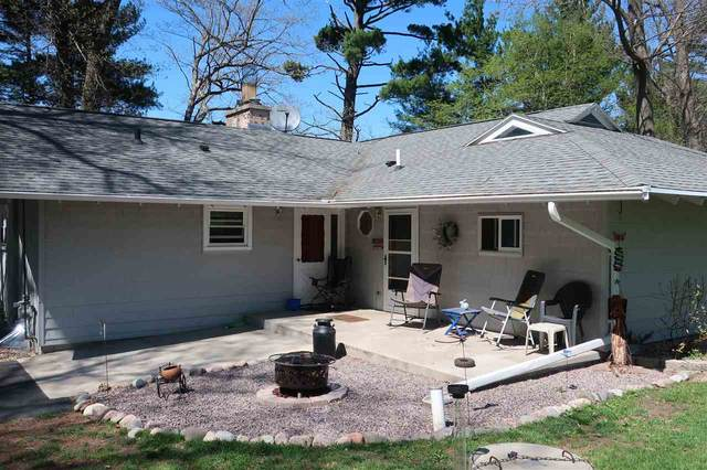 W2680 Hwy H, Poy Sippi, WI 54967 (#50222757) :: Todd Wiese Homeselling System, Inc.