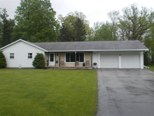 4827 Hwy A, Valders, WI 54245 (#50222767) :: Dallaire Realty