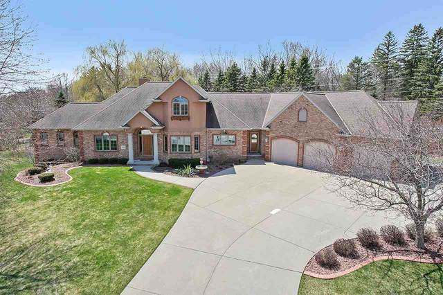 909 Kings Point Court, Oneida, WI 54155 (#50222803) :: Todd Wiese Homeselling System, Inc.