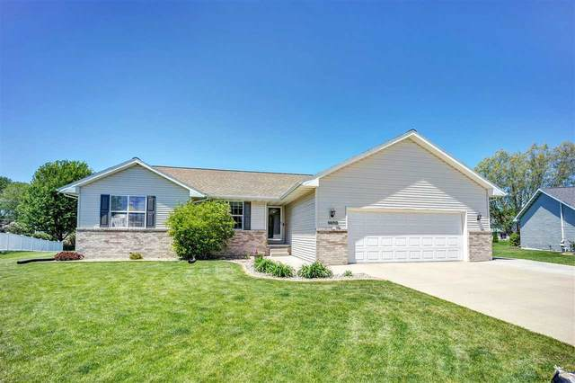 1480 Mcrae Circle, Green Bay, WI 54311 (#50222817) :: Todd Wiese Homeselling System, Inc.