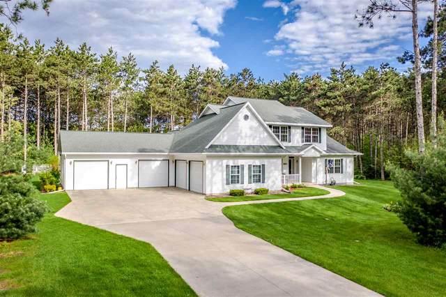 N1771 Catherine Way, Waupaca, WI 54981 (#50222825) :: Todd Wiese Homeselling System, Inc.