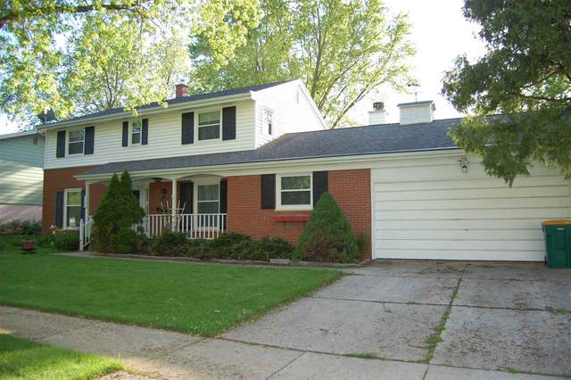78 S Peters Avenue, Fond Du Lac, WI 54935 (#50222836) :: Todd Wiese Homeselling System, Inc.