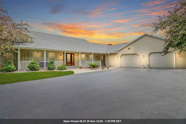 3220 Hidden Pond Road, Green Bay, WI 54313 (#50222850) :: Dallaire Realty