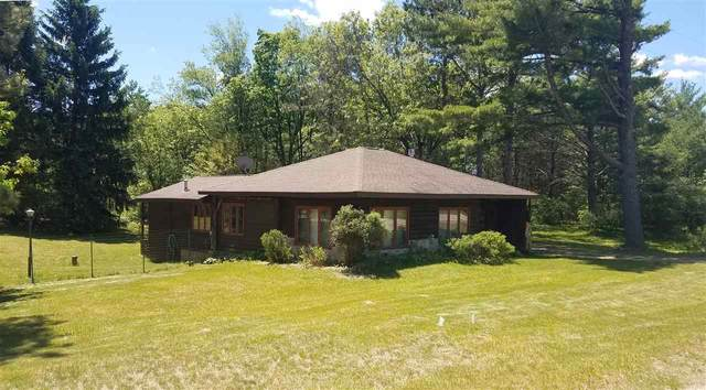 W5505 Hwy H, Wild Rose, WI 54984 (#50222851) :: Todd Wiese Homeselling System, Inc.