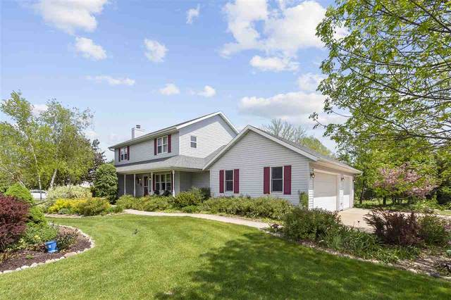 W6856 Windward Drive, Greenville, WI 54942 (#50222855) :: Dallaire Realty