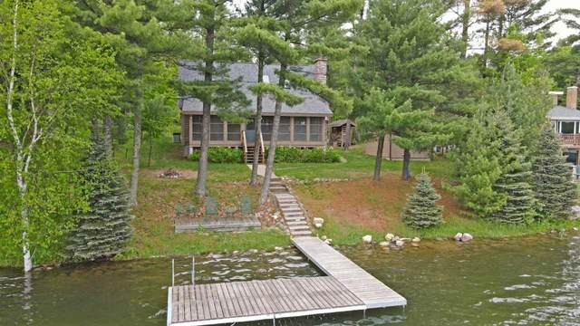 W4945 Wilson Road, Waupaca, WI 54981 (#50222858) :: Dallaire Realty