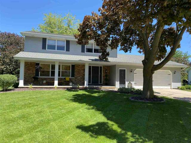 1310 N Hawthorne Drive, Appleton, WI 54915 (#50222859) :: Dallaire Realty