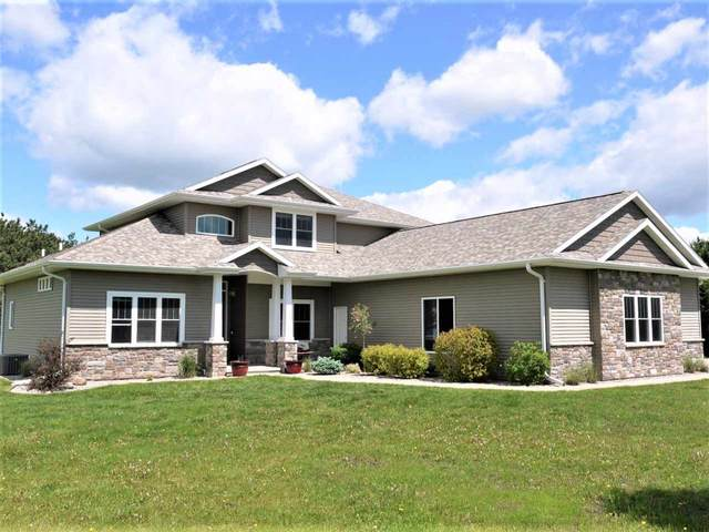 142 Crystal Springs Drive, Hortonville, WI 54944 (#50222861) :: Symes Realty, LLC