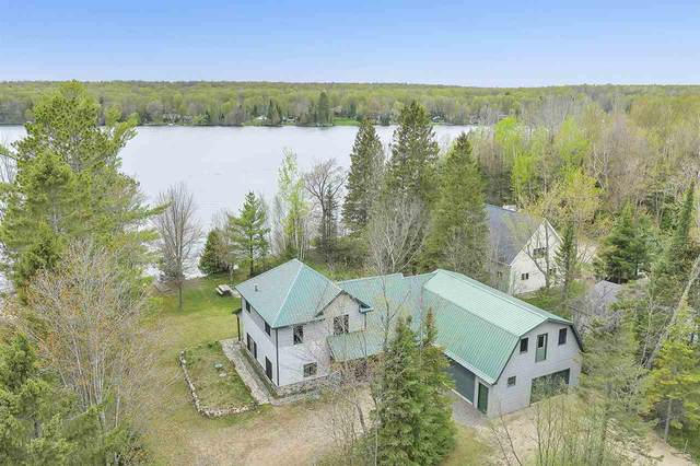2781 Trump Lake Road, Wabeno, WI 54566 (#50222871) :: Dallaire Realty