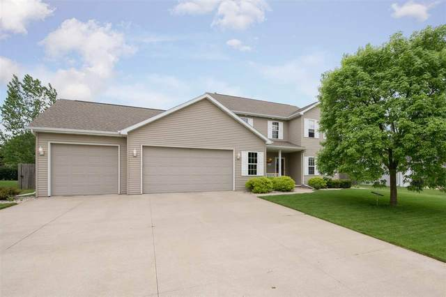 1780 Gateway Meadows Lane, Neenah, WI 54956 (#50222874) :: Dallaire Realty