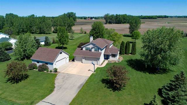 7551 Sunburst Lane, Neenah, WI 54956 (#50222876) :: Dallaire Realty