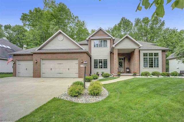 59 Brentwood Lane, Appleton, WI 54915 (#50222879) :: Dallaire Realty