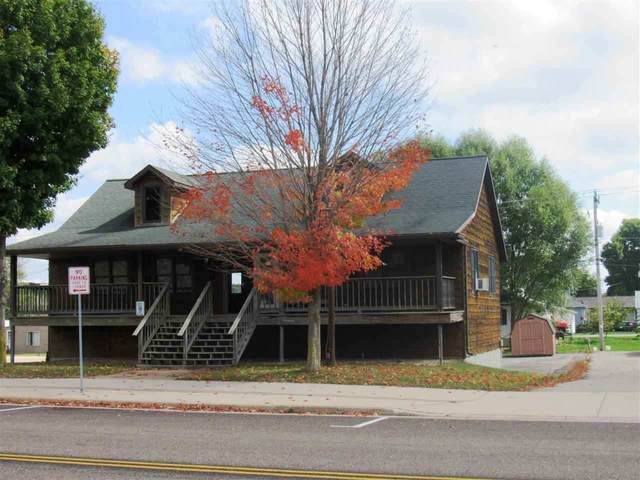 308 S Main Street, Neshkoro, WI 54960 (#50222880) :: Todd Wiese Homeselling System, Inc.