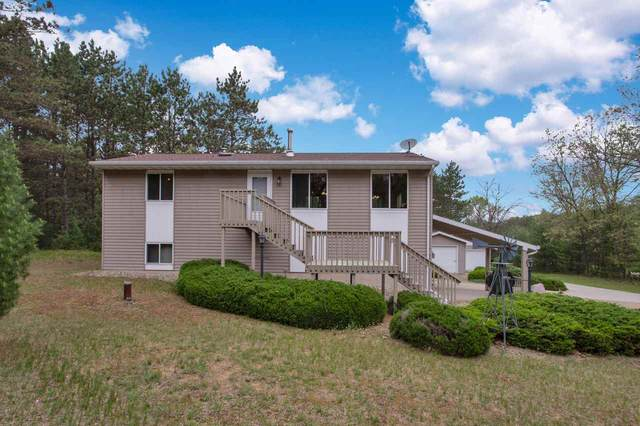 N3509 23RD Avenue, Wild Rose, WI 54982 (#50222892) :: Todd Wiese Homeselling System, Inc.