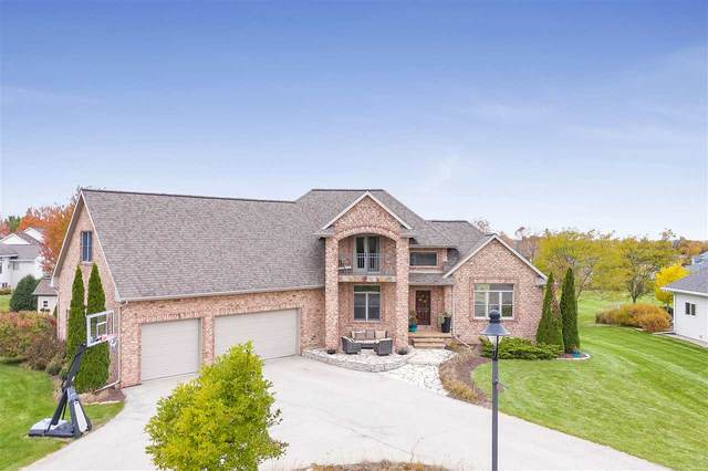 3986 Three Penny Court, De Pere, WI 54115 (#50222909) :: Todd Wiese Homeselling System, Inc.