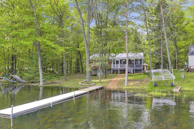 14311 Berry Lake North Shore Road, Gillett, WI 54124 (#50222921) :: Todd Wiese Homeselling System, Inc.