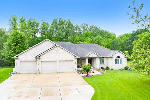 1549 Ravine Drive, Green Bay, WI 54313 (#50222926) :: Todd Wiese Homeselling System, Inc.