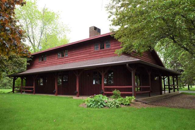 N8858 Gladstone Beach Road, Fond Du Lac, WI 54937 (#50222932) :: Dallaire Realty