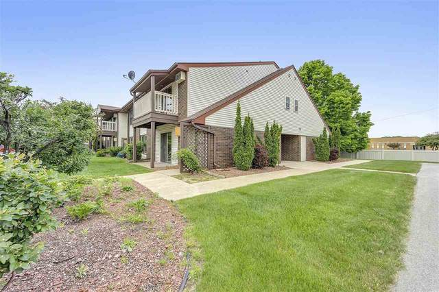 1043 Marvelle Lane A6, Green Bay, WI 54304 (#50222941) :: Todd Wiese Homeselling System, Inc.
