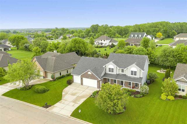 4027 Three Penny Court, De Pere, WI 54115 (#50222945) :: Todd Wiese Homeselling System, Inc.