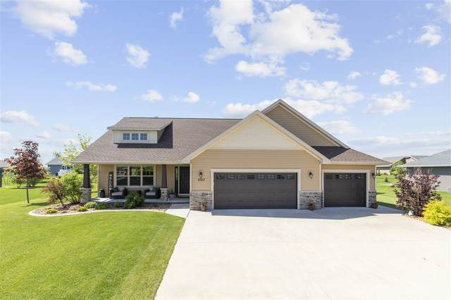 W7127 Glenford Way, Greenville, WI 54942 (#50222961) :: Todd Wiese Homeselling System, Inc.