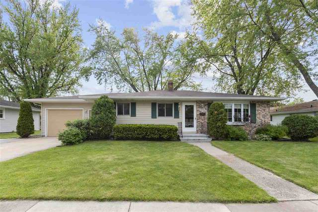 1505 Sullivan Avenue, Kaukauna, WI 54130 (#50222962) :: Dallaire Realty