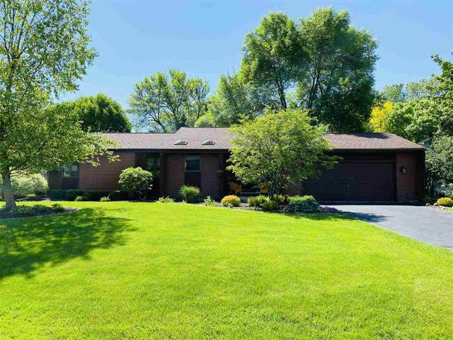 1311 Frances Way, Menasha, WI 54952 (#50222963) :: Todd Wiese Homeselling System, Inc.