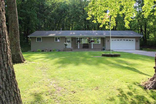 N2951 Hwy 22, Wautoma, WI 54982 (#50222977) :: Todd Wiese Homeselling System, Inc.