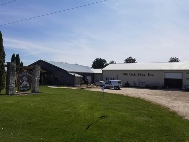 N3271 Hwy 57, New Holstein, WI 53061 (#50222983) :: Todd Wiese Homeselling System, Inc.
