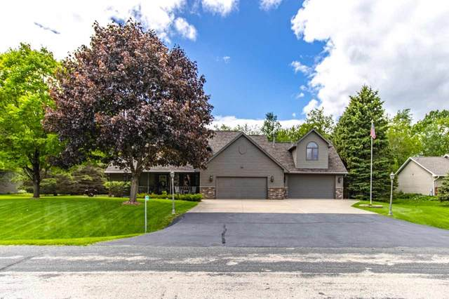 N1463 Wildwood Drive, Greenville, WI 54942 (#50222990) :: Dallaire Realty