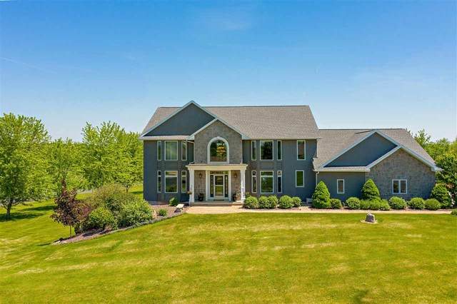 N1180 Wesley Court, Hortonville, WI 54944 (#50223001) :: Ben Bartolazzi Real Estate Inc
