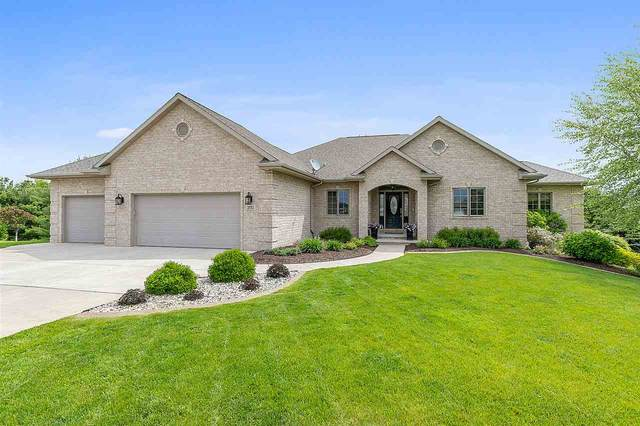 2152 Lucille Court, Green Bay, WI 54313 (#50223015) :: Dallaire Realty