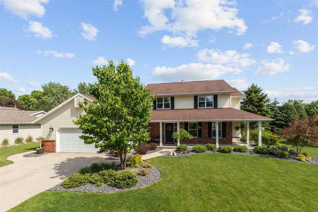 3510 N Hillsborough Drive, Appleton, WI 54911 (#50223035) :: Todd Wiese Homeselling System, Inc.