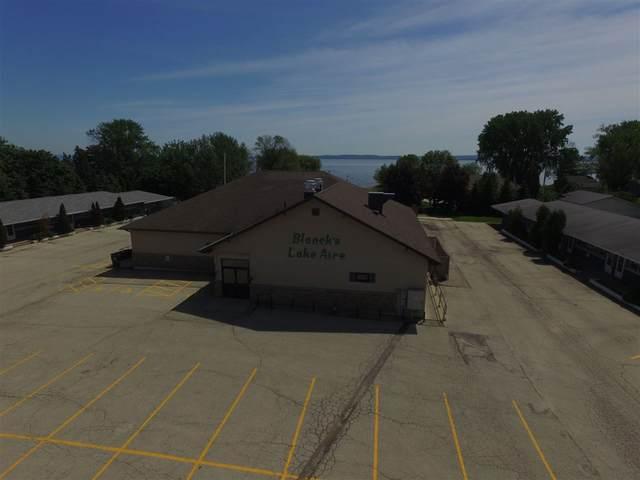 N8751 Lakeshore Drive, Fond Du Lac, WI 54937 (#50223036) :: Carolyn Stark Real Estate Team