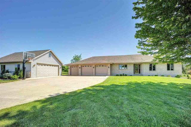 N8632 Woodland Drive, Seymour, WI 54165 (#50223039) :: Carolyn Stark Real Estate Team