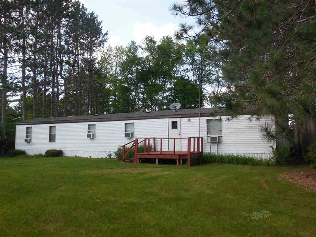 12585 S White Potato Lake Road, Pound, WI 54161 (#50223041) :: Todd Wiese Homeselling System, Inc.