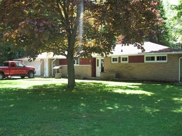 120 E Cedar Ln Lane, Gillett, WI 54124 (#50223046) :: Todd Wiese Homeselling System, Inc.