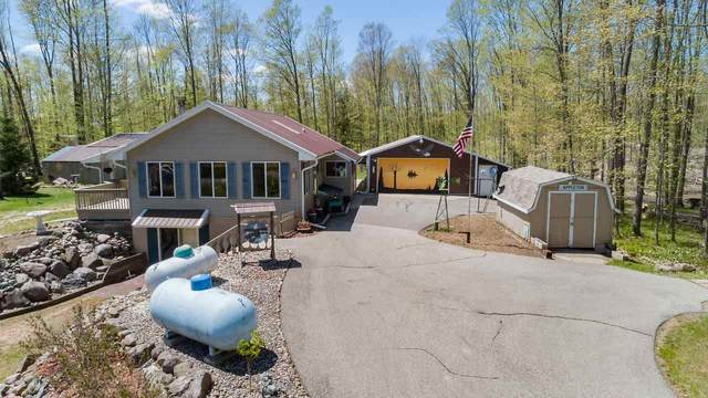 14755 Bear Paw Trail, Mountain, WI 54149 (#50223062) :: Dallaire Realty