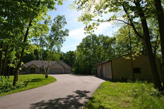 N8616 Spruce Road, Casco, WI 54205 (#50223066) :: Todd Wiese Homeselling System, Inc.