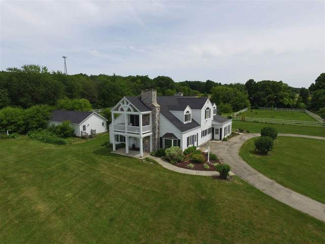 W4437 Golf Course Drive, Fond Du Lac, WI 54937 (#50223067) :: Todd Wiese Homeselling System, Inc.