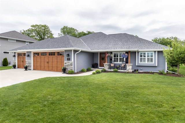7780 Altmeyer Drive, De Pere, WI 54115 (#50223068) :: Todd Wiese Homeselling System, Inc.