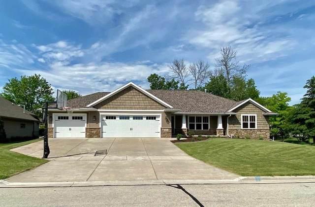 2095 N Rock River Circle, De Pere, WI 54115 (#50223070) :: Ben Bartolazzi Real Estate Inc