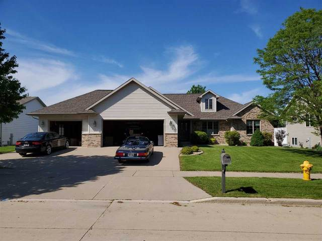 2480 Security Drive, Oshkosh, WI 54904 (#50223075) :: Todd Wiese Homeselling System, Inc.