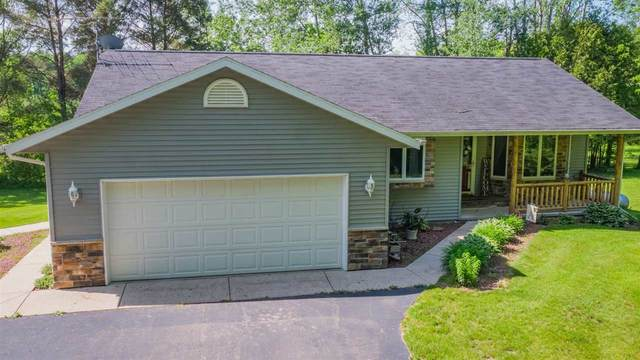 E8869 Manske Road, New London, WI 54961 (#50223091) :: Todd Wiese Homeselling System, Inc.