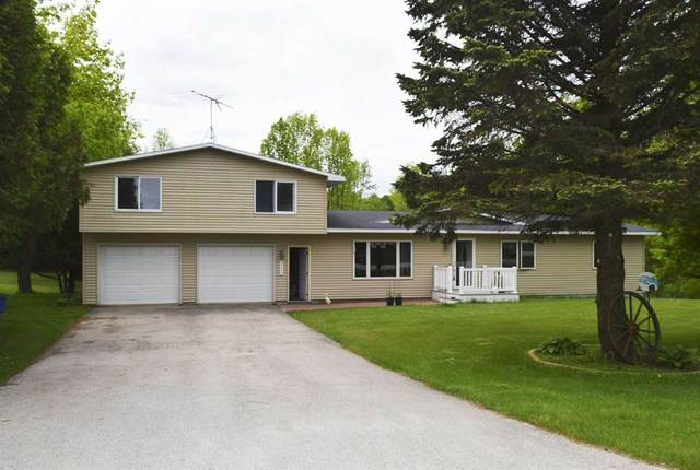E3335 Hwy K, Casco, WI 54205 (#50223097) :: Todd Wiese Homeselling System, Inc.